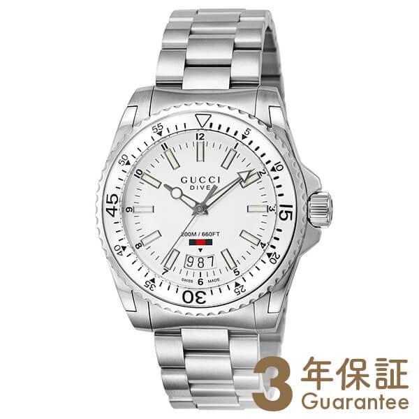 GUCCI [海外輸入品] グッチ DIVE YA136302 メンズ 腕時計 時計【新作】【あす楽】