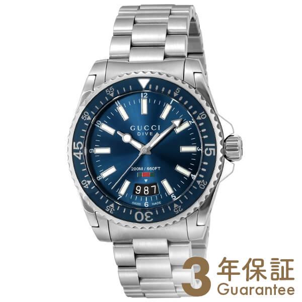 【29日は店内最大ポイント39倍!】 GUCCI グッチ DIVE YA136311 [輸入品] メンズ 腕時計 時計
