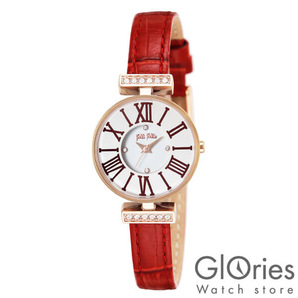 FolliFollie [海外輸入品] フォリフォリ ダイナスティ WF13B014SSWRE レディース 腕時計 時計【新作】