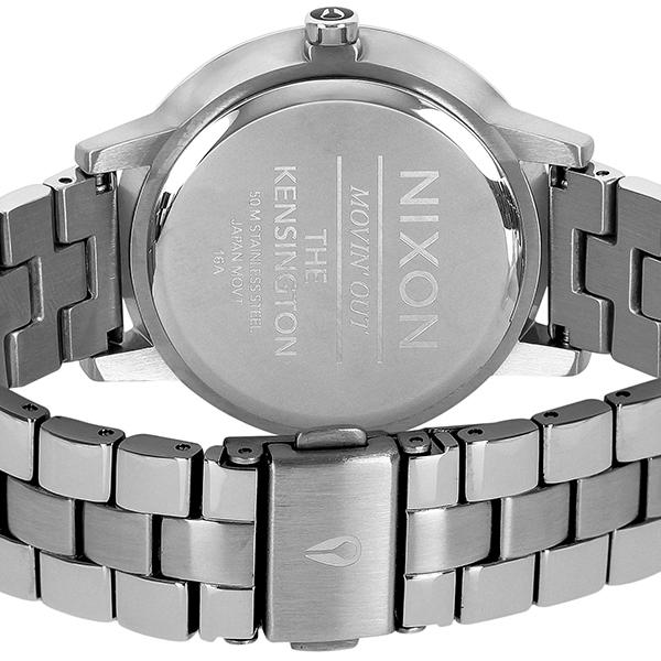 【1000円割引クーポン 4月9日 20:00~4月16日 01:59 & ポイント最大47倍】NIXON [海外輸入品] ニクソン ケンジントン A099000 レディース 腕時計 時計【新作】