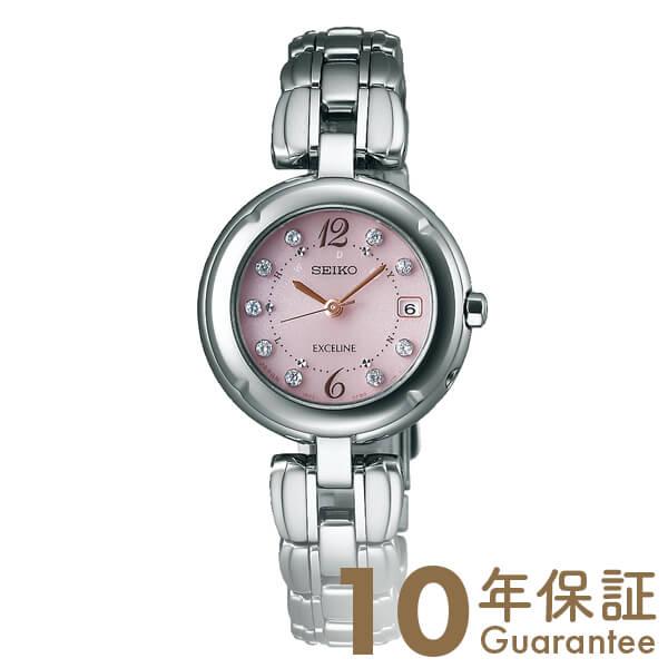 セイコー ドルチェ&エクセリーヌ DOLCE&EXCELINE SWCW123 [正規品] レディース 腕時計 時計【36回金利0%】