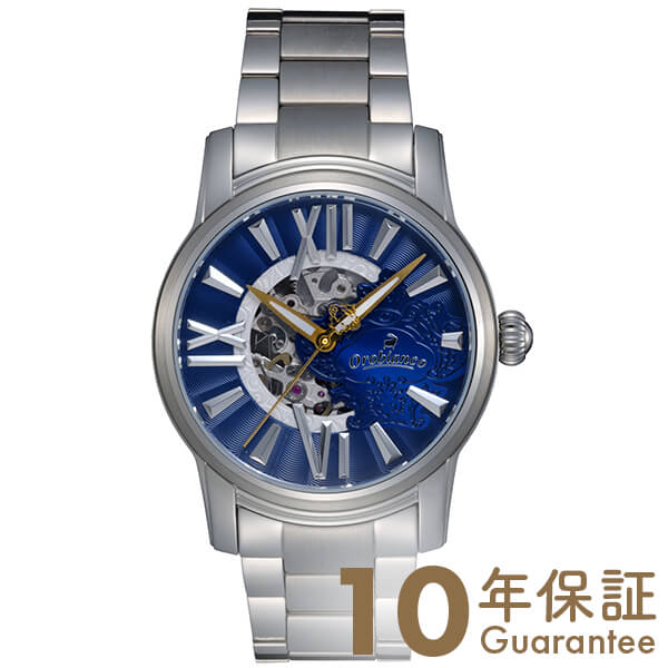 オロビアンコ Orobianco タイムオラ エレット インペリアルブルー 数量限定 OR-0011-501 [正規品] メンズ 腕時計 時計【24回金利0%】【】
