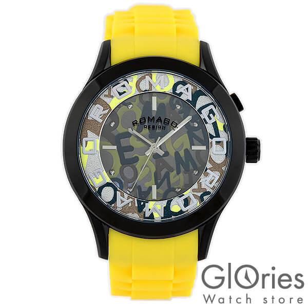 【4000円割引クーポン】ロマゴデザイン ROMAGODESIGN RM079-0506PL-YE [正規品] メンズ&レディース 腕時計 時計【あす楽】