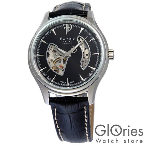 【4500円割引クーポン】フルボデザイン Furbo F5025NBKBK [正規品] メンズ 腕時計 時計
