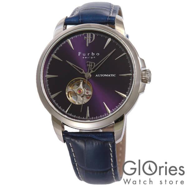 【4000円割引クーポン】フルボデザイン Furbo F5027SBLBL [正規品] メンズ 腕時計 時計