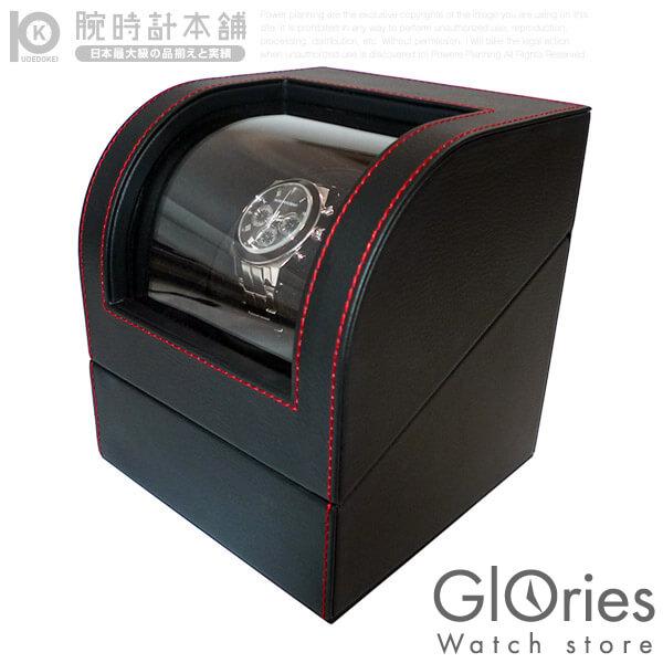 ワインディングマシン 1本巻ワインダー 合皮黒 IG-ZERO105-1