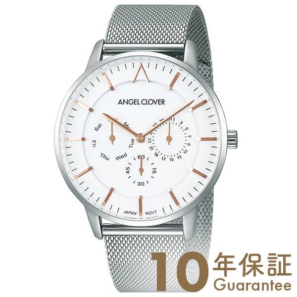 AngelClover エンジェルクローバー ゼロ 替えベルト付き ZE42SWH [正規品] メンズ 腕時計 時計