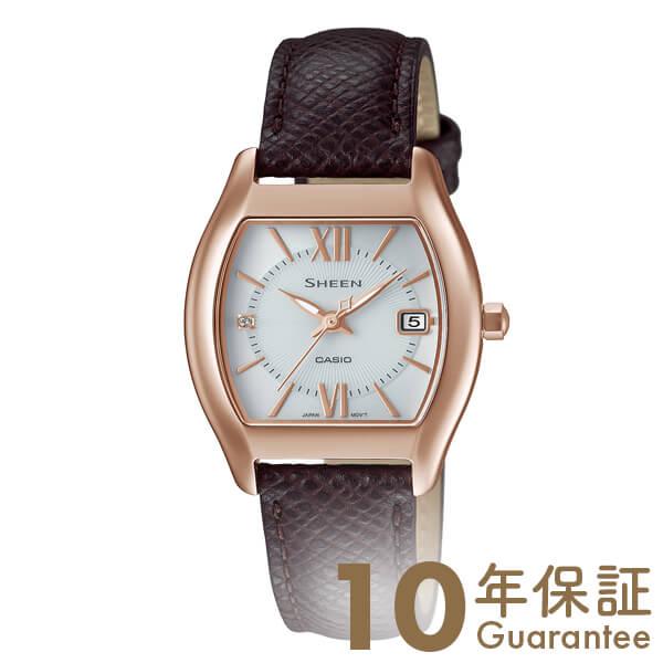 カシオ シーン SHEEN SHS-4501PGL-7AJF [正規品] レディース 腕時計 時計(予約受付中)