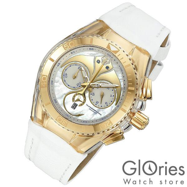 TechnoMarine テクノマリーン 替えベルト・ケースカバー付き TM115004 [輸入品] レディース 腕時計 時計