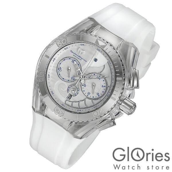 【29日は店内最大ポイント39倍!】 TechnoMarine テクノマリーン 替えベルト・ケースカバー付き TM115006 [輸入品] レディース 腕時計 時計