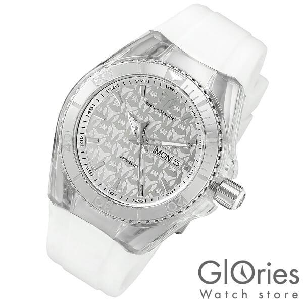【ポイント最大23倍!1/16 1:59まで】TechnoMarine テクノマリーン 替えベルト・ケースカバー付き TM115060 [輸入品] メンズ 腕時計 時計