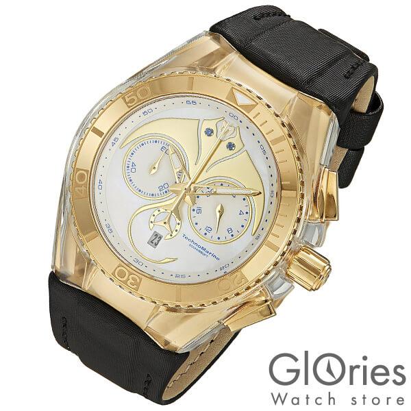TechnoMarine テクノマリーン 替えベルト・ケースカバー付き TM115007 [輸入品] メンズ 腕時計 時計
