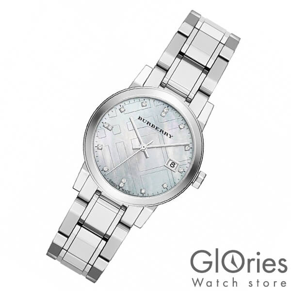 72f448e2bdc4 Glories Watch store   2% OFF COUPON Burberry BURBERRY BU9125 Lady s ...