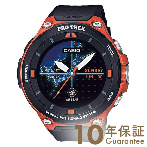 【2000円割引クーポン 4月9日 20:00~4月16日 01:59 & ポイント最大45倍】カシオ プロトレック PROTRECK Bluetooth搭載 WSD-F20-RG [正規品] メンズ 腕時計 時計【24回金利0%】