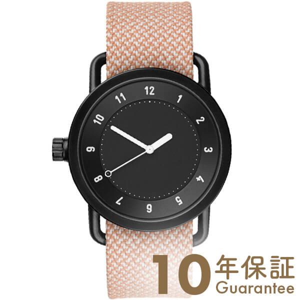 【5000円割引クーポン】ティッドウォッチ TID Watches No.1 TID01-TWBLACK/SALMON [正規品] メンズ&レディース 腕時計 時計【24回金利0%】