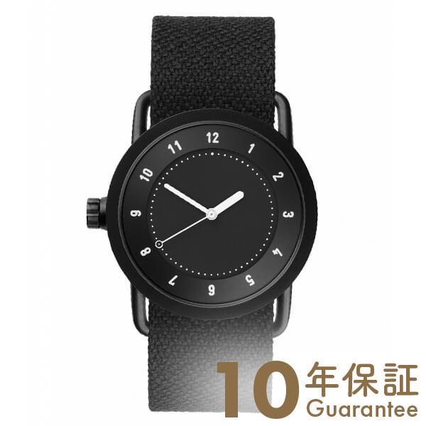 【4000円割引クーポン】ティッドウォッチ TID Watches No.1 TID01-36TW BLACK/COAL [正規品] メンズ&レディース 腕時計 時計