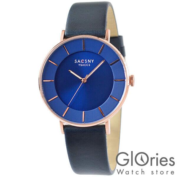 サクスニーイザック SACCSNYY'SACCS SYA15143R-BL [正規品] メンズ&レディース 腕時計 時計