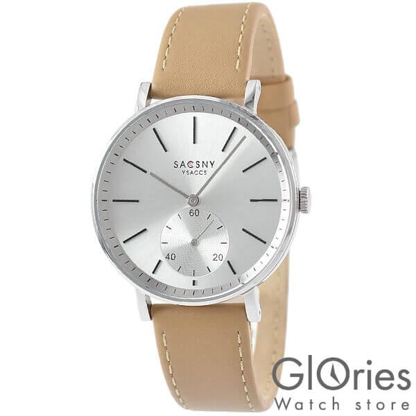 【100円割引クーポン】サクスニーイザック SACCSNYY'SACCS SYA15145S-SI [正規品] メンズ&レディース 腕時計 時計【あす楽】