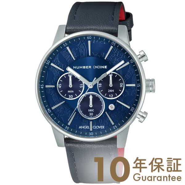 【2500円割引クーポン】エンジェルクローバー AngelClover NUMBER(N)INEコラボ NNC42SNV-NV [正規品] メンズ 腕時計 時計【あす楽】