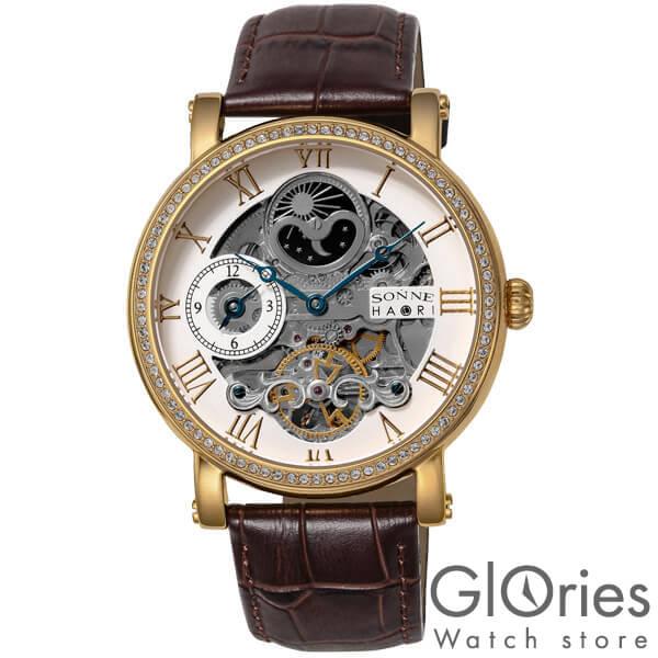 【3500円割引クーポン】ゾンネ SONNE H013YGZ-SV [正規品] メンズ 腕時計 時計