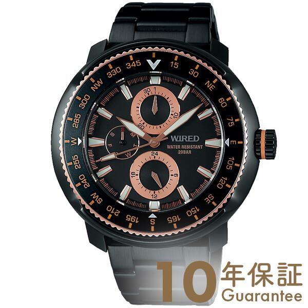 【29日は店内最大ポイント39倍!】 セイコー ワイアード WIRED クリスマス限定モデル 限定1500本 AGAT719 [正規品] メンズ 腕時計 時計