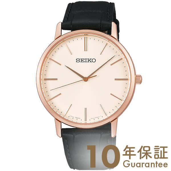 【2000円割引クーポン 4月9日 20:00~4月16日 01:59 & ポイント最大45倍】セイコーセレクション SEIKOSELECTION 流通限定モデル ペアモデル SCXP076 [正規品] メンズ 腕時計 時計