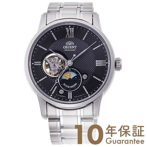 【3000円割引クーポン】オリエント ORIENT サン&ムーン RN-AS0001B [正規品] メンズ 腕時計 時計【24回金利0%】
