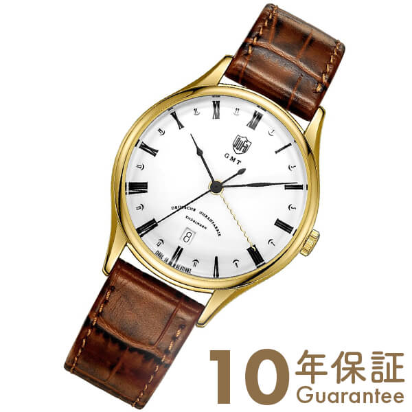 【6000円割引クーポン】ドゥッファ DUFA ヴァイマール GMT DF-9006-03 [正規品] メンズ 腕時計 時計【24回金利0%】