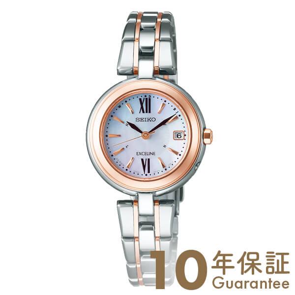 セイコー ドルチェ&エクセリーヌ DOLCE&EXCELINE SWCW134 [正規品] レディース 腕時計 時計【36回金利0%】
