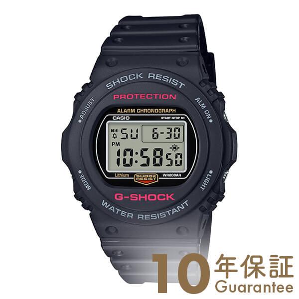 【当店なら!店内最大ポイント48倍!1日限定】 カシオ Gショック G-SHOCK DW-5750E-1JF [正規品] メンズ 腕時計 時計
