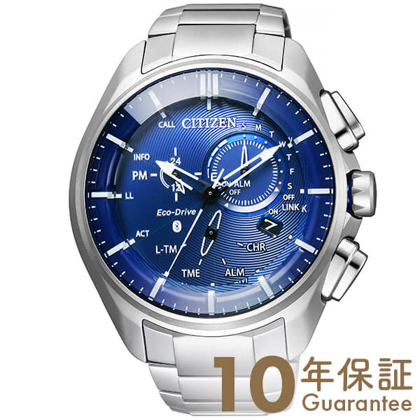 【29日は店内最大ポイント39倍!】 シチズン ブルートゥース Bluetooth Bluetooth搭載 BZ1040-50L [正規品] メンズ 腕時計 時計【36回金利0%】【あす楽】