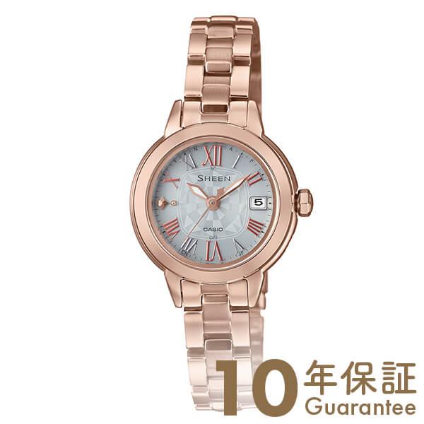【お得】 カシオ シーン [正規品] SHEEN SHW-5000CG-7AJF [正規品] レディース 腕時計 時計 カシオ【24回金利0% SHW-5000CG-7AJF】(予約受付中), RAFFYS:b499e703 --- portalitab2.dominiotemporario.com