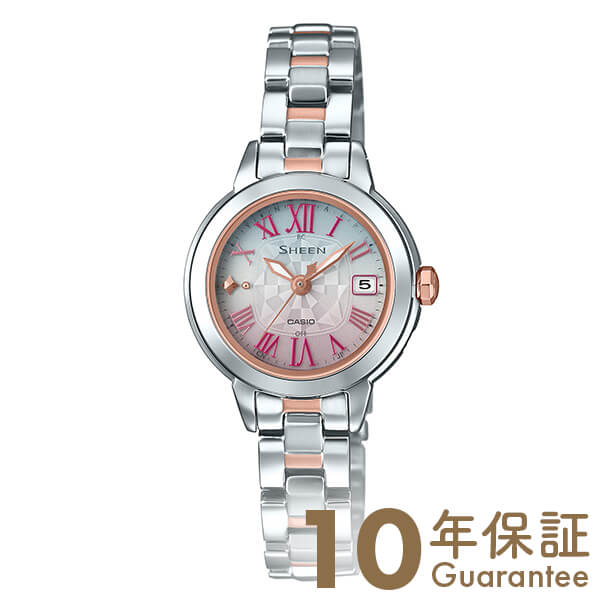 カシオ シーン SHEEN SHW-5000DSG-4AJF [正規品] レディース 腕時計 時計(予約受付中)