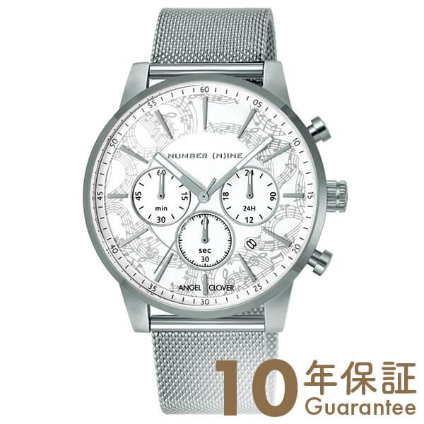 【2500円割引クーポン】エンジェルクローバー AngelClover ナンバーナイン NNC42SWH [正規品] メンズ 腕時計 時計