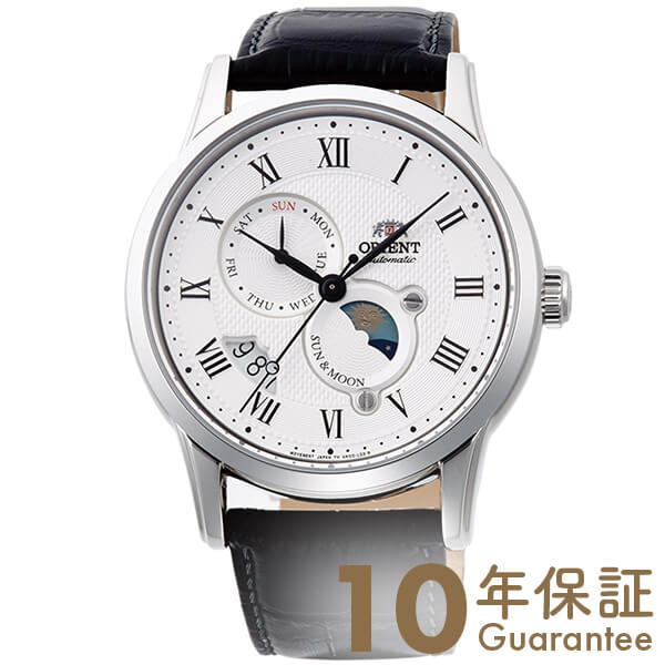 【2500円割引クーポン】オリエント ORIENT クラシック SUN&MOON RN-AK0005S [正規品] メンズ 腕時計 時計【24回金利0%】