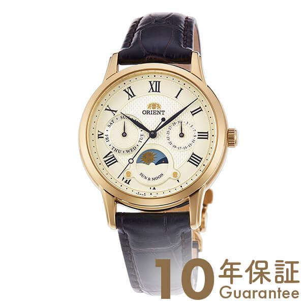 【300円割引クーポン】オリエント ORIENT クラシック SUN&MOON RN-KA0002S [正規品] レディース 腕時計 時計
