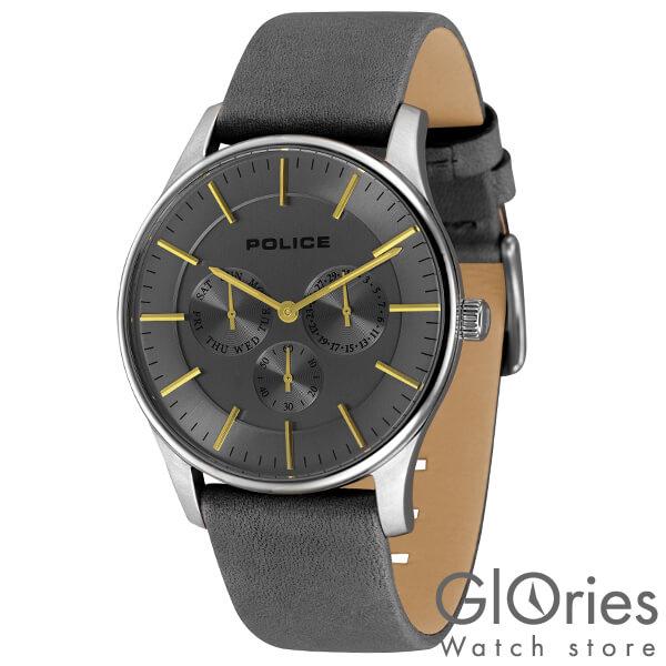 【5000円割引クーポン】ポリス police コーテシー 14701JS-61 [正規品] メンズ 腕時計 時計
