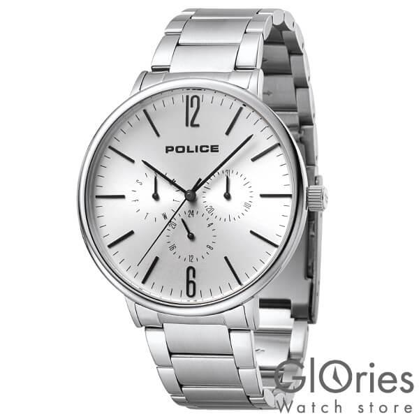 【5000円割引クーポン】ポリス police 15301JS-04M [正規品] メンズ 腕時計 時計