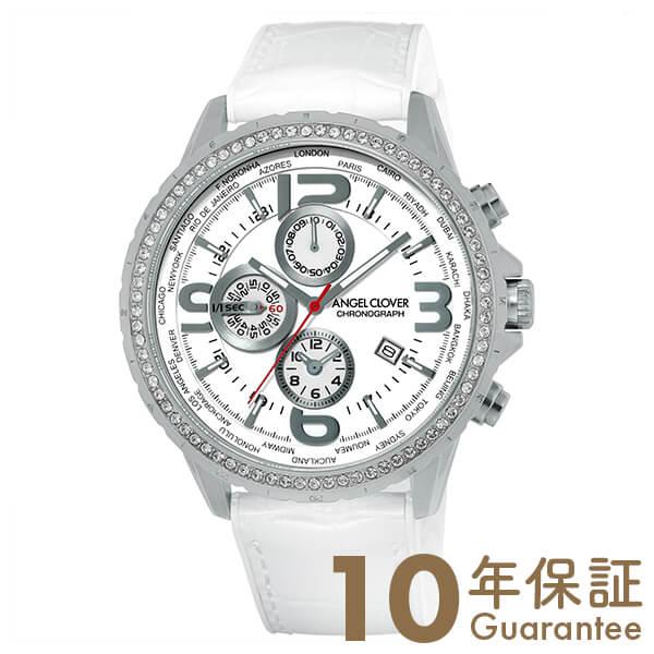 【4000円割引クーポン】エンジェルクローバー AngelClover モンド MO44SWH-WH [正規品] メンズ 腕時計 時計【あす楽】