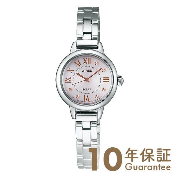 セイコー ワイアードエフ WIREDf ソーラー ステンレス AGED094 [正規品] レディース 腕時計 時計