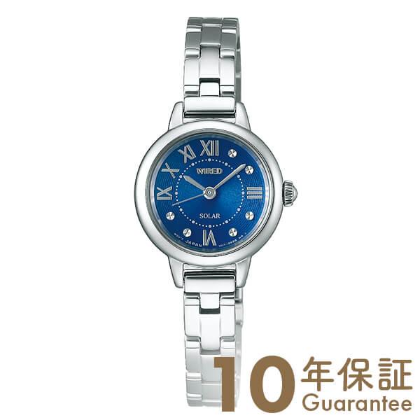 セイコー ワイアードエフ WIREDf ソーラー ステンレス AGED096 [正規品] レディース 腕時計 時計【あす楽】