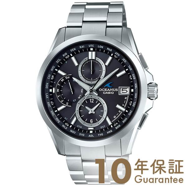 カシオ オシアナス OCEANUS ソーラー チタン OCW-T2600-1A2JF [正規品] メンズ 腕時計 時計【36回金利0%】(予約受付中)(予約受付中)