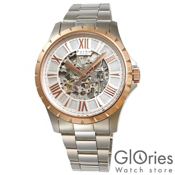 【3000円割引クーポン】フルボデザイン Furbo F5021PSISS [正規品] メンズ 腕時計 時計