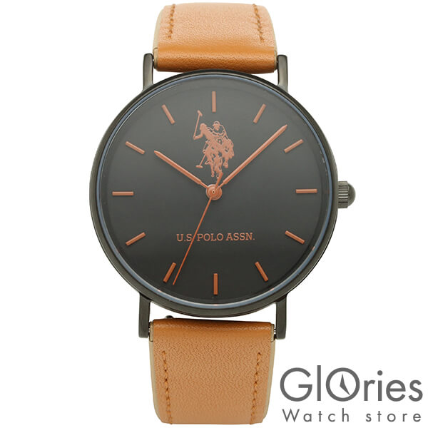 USポロ US POLO US-1B-CA [正規品] メンズ&レディース 腕時計 時計