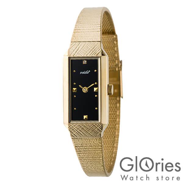 【3500円割引クーポン】ヴィーダプラス VIDA+ J83908 BK [正規品] レディース 腕時計 時計【あす楽】
