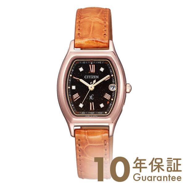 シチズン クロスシー XC エコ・ドライブ電波時計 100周年 限定 世界限定1500本 チタン ES9352-13E [正規品] レディース 腕時計 時計【あす楽】