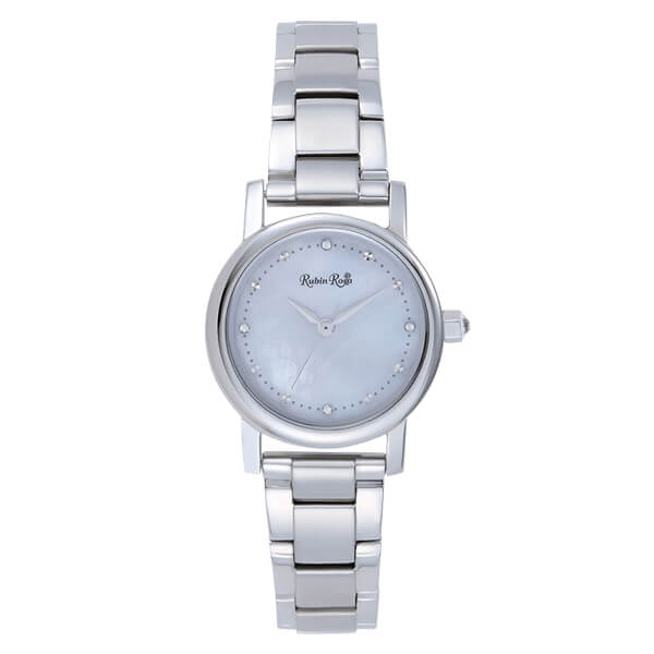 【2000円割引クーポン】ルビンローザ RubinRosa  R026SOLSWH [正規品] レディース 腕時計 時計