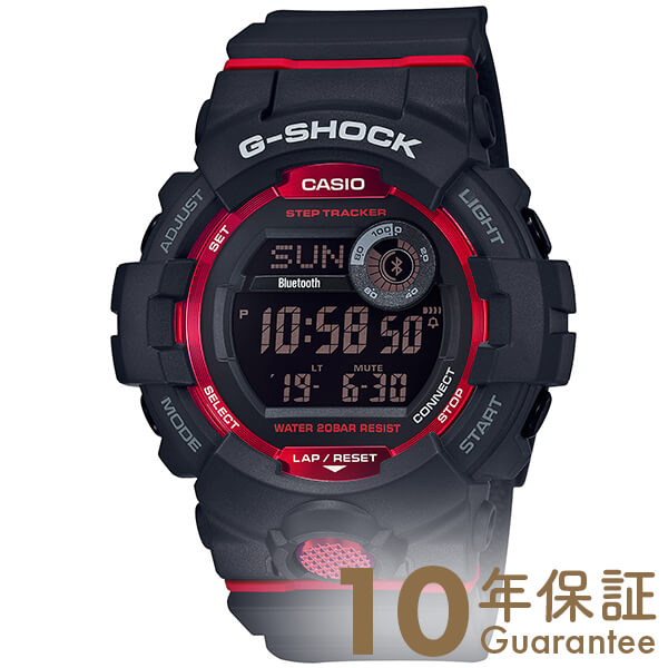 カシオ Gショック G-SHOCK Bluetooth GBD-800-1JF メンズ(予約受付中)