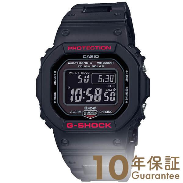 【最大3万円引クーポン 4月1日(月) 0:00~4月2日(火) 9:59】カシオ Gショック G-SHOCK Bluetooth 電波ソーラー GW-B5600HR-1JF メンズ