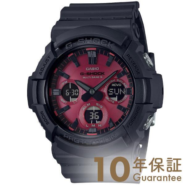 【29日は店内最大ポイント39倍!】 カシオ Gショック G-SHOCK Black and Red Series GAW-100AR-1AJF メンズ【あす楽】